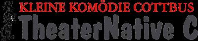 Kleine Komödie Cottbus – TheaterNative C Logo