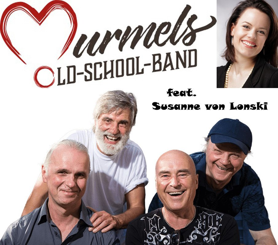Murmels Old-School-Band feat. Susanne von Lonski