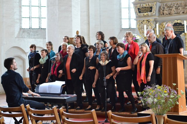 St. Peter Gospel Singers